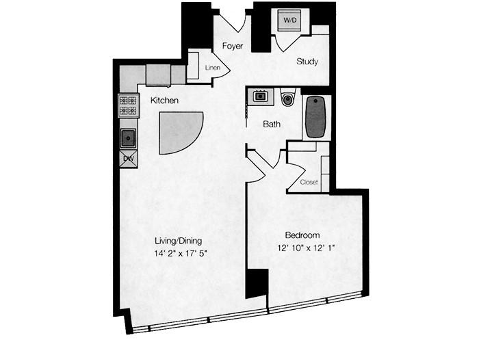 ResidenceC1b1bafl14-15
