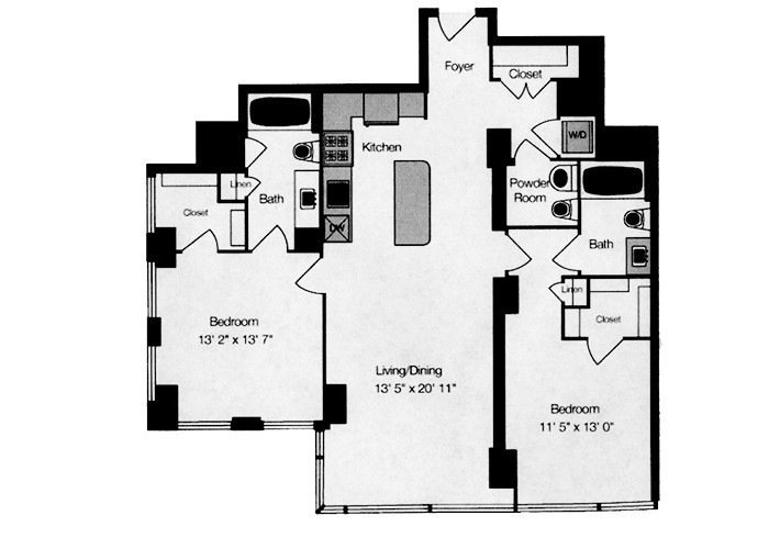 ResidenceE2b2baFl15-22