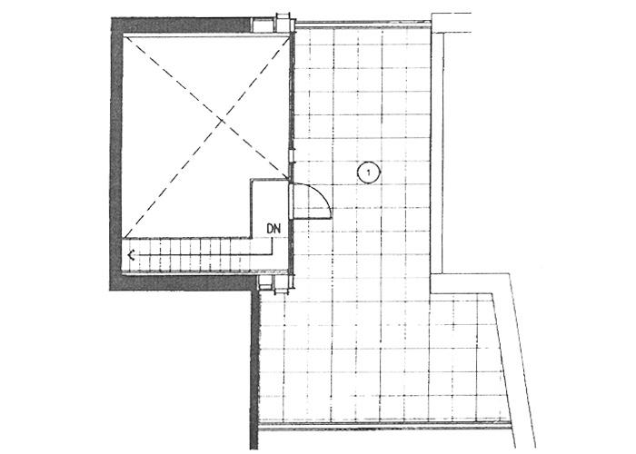 Unit 406 Terrace